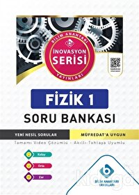 Bilim Anahtarı Yayınları Fizik 1 Soru Bankası