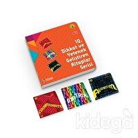 IQ Dikkat ve Yetenek Geliştiren Kitaplar Serisi Level 3 (7-8-9 Yaş) (3 Kitap Takım)