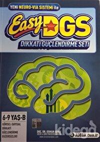 Easy Dikkati Güçlendirme Seti 6-9 Yaş B