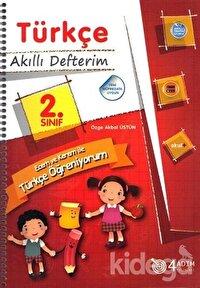 2. Sınıf Türkçe - Akıllı Defterim