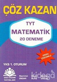 Çöz Kazan YKS 1. Oturum TYT Matematik 20 Deneme