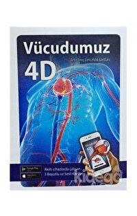 Vücudumuz 4D Artırılmış Gerçeklik Kartları