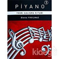 Piyano - 1. Bölüm: Teori Çalışma Kitabı