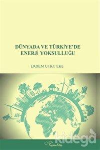 Dünyada ve Türkiye'de Enerji Yoksulluğu