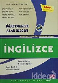 Öğretmenlik Alan Bilgisi İngilizce ÖABT (2014)