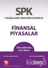 SPK Lisanslama Sınavına Hazırlık Finansal Piyasalar