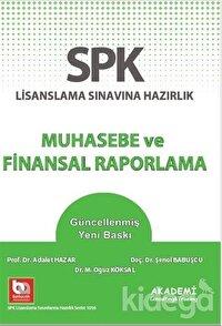 SPK Lisanslama Sınavına Hazırlık Muhasebe ve Finansal Raporlama