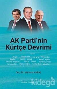 AK Parti'nin Kürtçe Devrimi