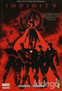 New Avengers Marvel Now! 2. Cilt: İnfinity
