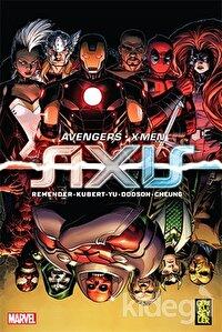 Avengers  X-Men: Axis