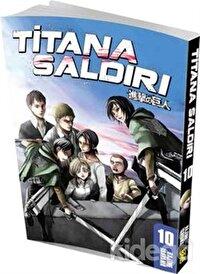 Titana Saldırı 10. Cilt