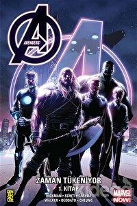 Avengers: Zaman Tükeniyor 1. Kitap