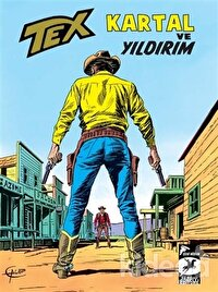 Tex Klasik Seri 20 - Kartal ve Yıldırım / Yılan Yuvası