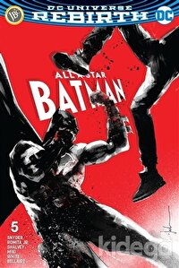 All Star Batman Sayı 5 - DC Universe Rebirth