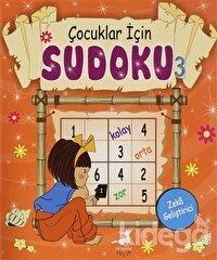 Çocuklar İçin Sudoku 3
