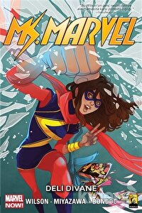 Ms. Marvel 3 - Deli Divane