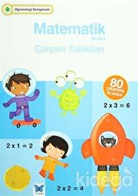 Matematik İlkokul Çarpım Tabloları