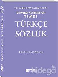 Temel Türkçe Sözlük