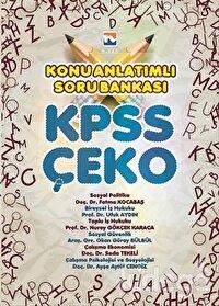 KPSS ÇEKO Çalışma Ekonomisi Konu Anlatımlı Soru Bankası