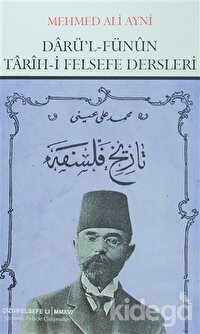 Darü'l Fünun Tarih-i Felsefe Dersleri