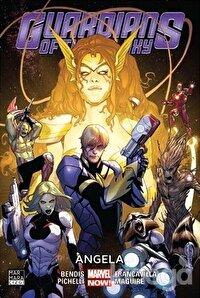 Guardians Of The Galaxy Cilt 2: Angela