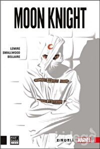 Moon Knight Cilt 1: Zırdeli