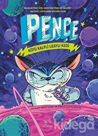 Kötü Kalpli Uzaylı Kedi - Pençe 1