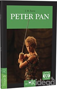 Peter Pan - Stage 3 - İngilizce Hikaye