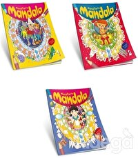Masallarla Mandala Seti (3 Kitap Takım)