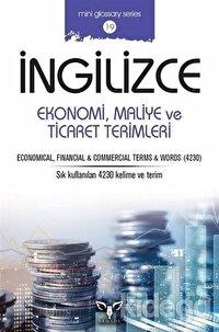 İngilizce Ekonomi Maliye ve Ticaret Terimleri