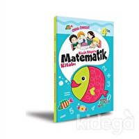 Okul Öncesi Küçük Bilginin Matematik Kitabı (4 Yaş)