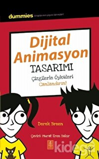 Dijital Animasyon Tasarımı - Çizgilerle Öyküleri Canlandırın!