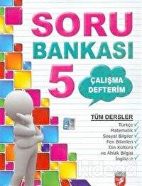 Çalışma Defterim Tüm Dersler Soru Bankası 5.Sınıf