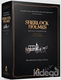 Sherlock Holmes Bütün Hikayeler (Tek Cilt - Özel Basım)