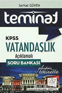 2016 KPSS Teminat Vatandaşlık Açıklamalı Soru Bankası