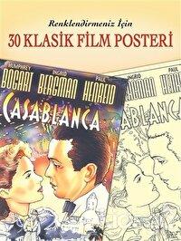 30 Klasik Film Posteri