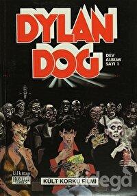 Dylan Dog Dev Albüm Sayı 1 : Kült Korku Filmi
