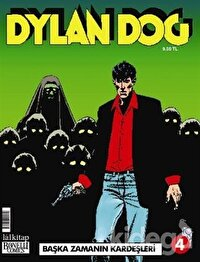 Dylan Dog Sayı: 4 - Başka Zamanın Kardeşleri