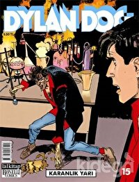Dylan Dog Sayı: 15 - Karanlık Yarı