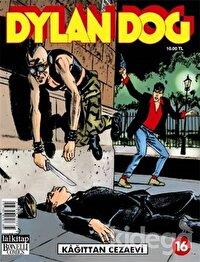 Dylan Dog Sayı: 16 / Kağıttan Cezaevi