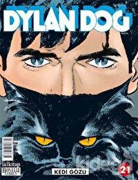 Dylan Dog Sayı: 21 Kedi Gözü