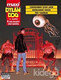 Dylan Dog Maxi Albüm 8 - Cehennemden Gelen Çağrı