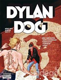 Dylan Dog Mini Dev Albüm 9 Şehir Canavarları - Zamanlayıcı - Pişmanlık - İtiraf