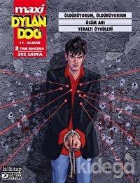Dylan Dog Maxi Albüm 11 - Öldürüyorum, Öldürüyorsun