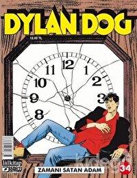 Dylan Dog Sayı: 34 - Zamanı Satan Adam