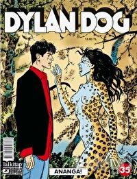 Dylan Dog Sayı 35: Ananga