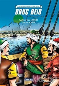 Osmanlı Denizcileri Çizgi Roman Serisi - Oruç Reis