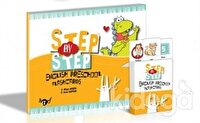 Step By Step English Preschool Practice Book Set