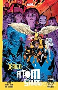 X-Men Atom Savaşı Eylül 2016