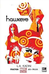 Hawkeye 3 - L. A. Kadını